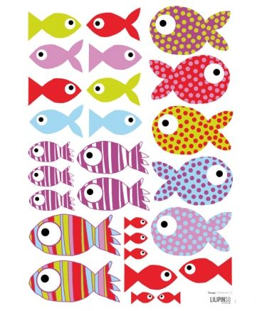 Petits poissons #poissons #poisson d'avril #April fool day