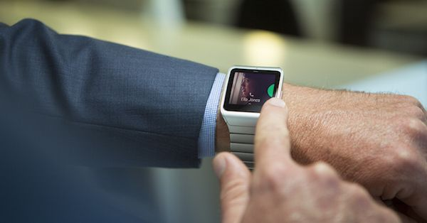 """Sony SmartWatch 3 Stainless Steel Band launching this week.  Last month Sony announced the Stainless Steel band for the Sony SmartWatch 3 at CES and we are expecting the band to be available this week. Sony originally launched the SmartWatch 3 (SW3) with silicon bands and a removable main watch unit. Sony also announced a """"holder"""" [READ MORE HERE]"""