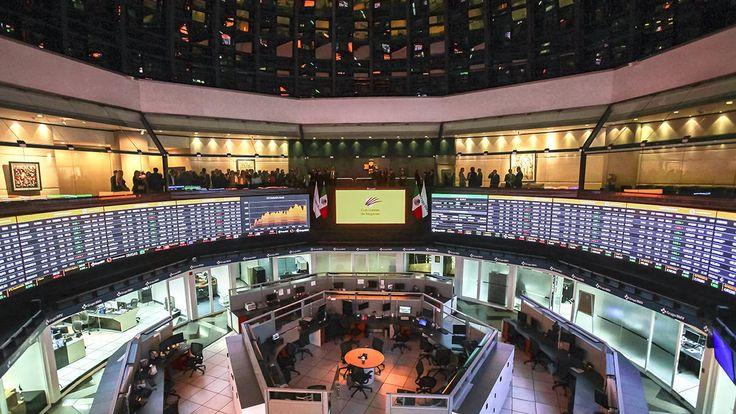 La Bolsa mexicana cierra a la baja por cuarta ocasión consecutiva - Expansión MX