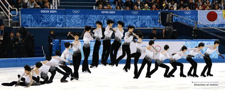 Hanyu Falls Twice, but Still Wins Gold - NYTimes.com