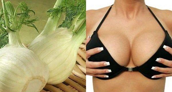 Pour beaucoup de femmes dans le monde, la première option serait la chirurgie plastique pour l'augmentation mammaire. Mais, la nature nous donne toujours le