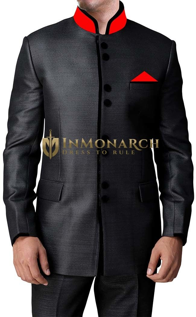Classic look Black Nehru Jacket