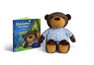 Christopher the Sleepyhead Bear Interactive Story book and story buddy by Hallmark.: Interactive Storybook, Story Books, Stories Books