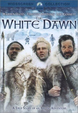 The White Dawn  (1974)  R  Three whalers (Warren Oates, Timothy Bottoms, Louis Gossett Jr.) crash their ship on ice going after a whale.  They are rescued by a tribe of Inuit, who take the three sailors into their community. The three men cannot leave their western ideals and ways behind and begin to undermine the native community with disastrous results. https://lastonetoleavethetheatre.blogspot.com/2016/11/doctor-strange.html