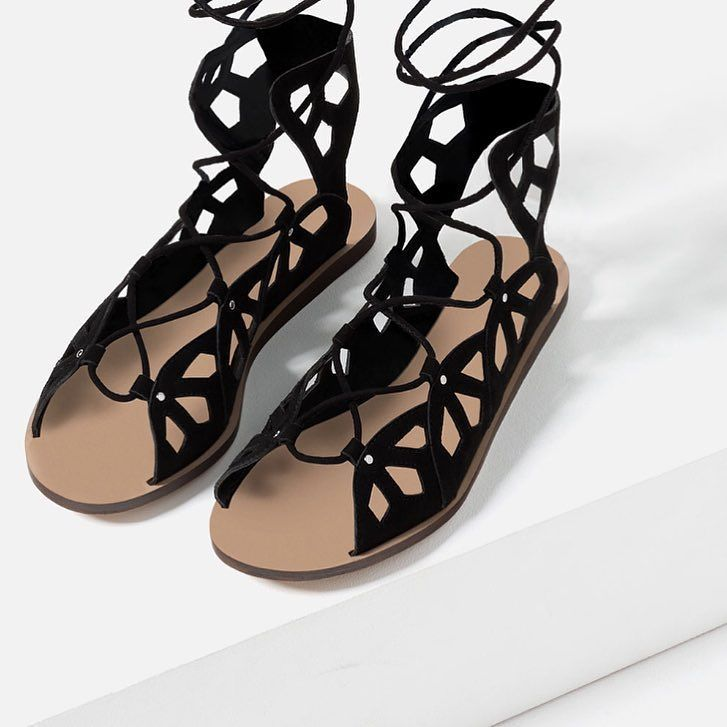 Hazte con unas sandalias romanas para este verano!  #tendencias #model #moda #fashion #2016 #primavera #verano #outfit #passion #beauty #desing #shopping #glam