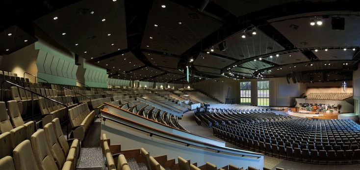 Church Sanctuary Design Gardendale S First Baptist