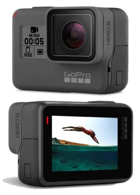 GoPro Hero 5 Black GoPro's best camera yet with all the gadgets. Australias best prices and 50 + video reviews and how too's  GoPro Hero 5 Black  https://www.camerasdirect.com.au/digital-cameras/gopro-hero-5-black-session-accessories/gopro-hero5-black