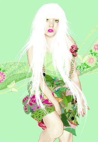 Artwork/Illustration Spotlight - Jessica Singh