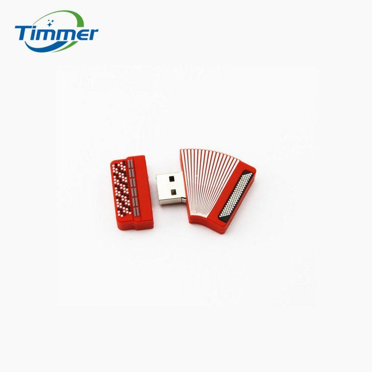 novelty design accordion silicone material usb flash drive 4gb 8gb 16gb 32gb pen drive cartoon thumb drive car key pendrive disk-in USB Flash Drives from Computer & Office on Aliexpress.com   Alibaba Group