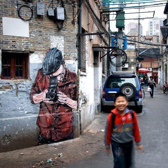 Jana and Js, China 2011