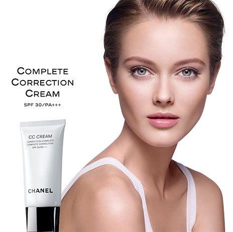 Chanel, Color correction CC cream