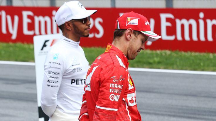 Vor Silverstone-Rennen - Kuschelkurs! Vettel schwärmt von Hamilton