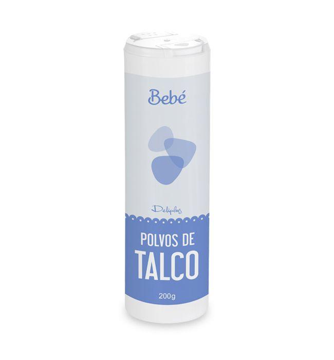 TALCO Suavidad, frescura  y delicada fragancia. Dermatológicamente testado. Bote 200g.