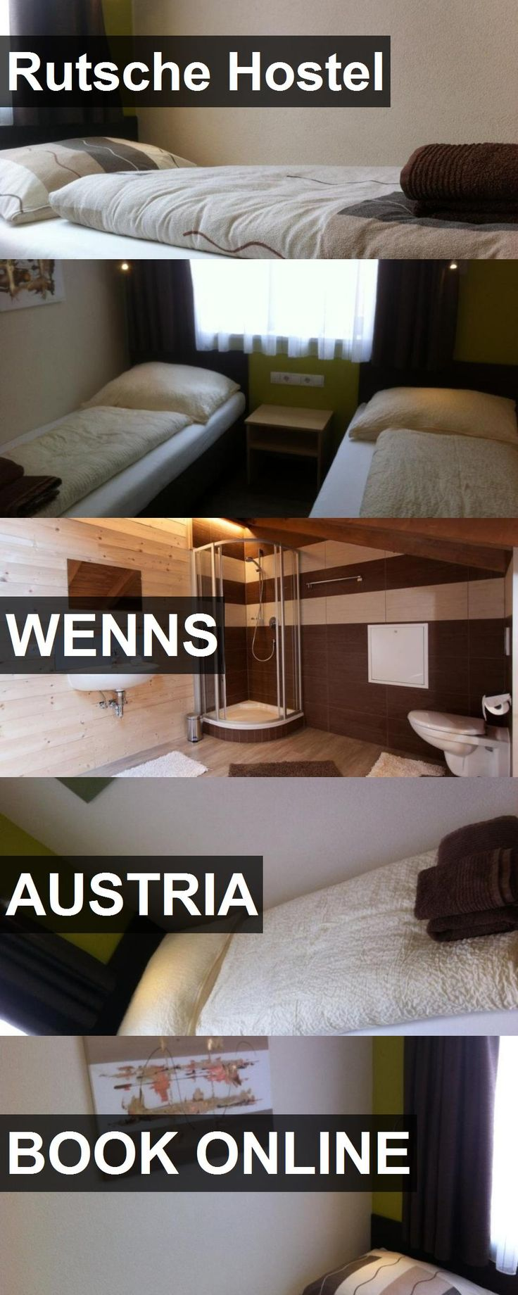 Hotel Rutsche Hostel in Wenns, Austria. For more information, photos, reviews and best prices please follow the link. #Austria #Wenns #RutscheHostel #hotel #travel #vacation
