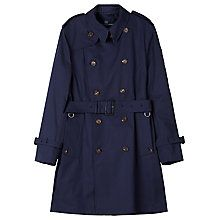 Buy Aquascutum Austin Trench Coat Online at johnlewis.com #GIFT #IDEAS www.Chesterfields1780.com #chesterfields1780 #furniture #interiors #Chesterfields