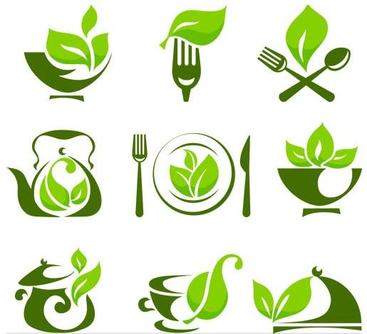 Výsledek obrázku pro healthy food logo