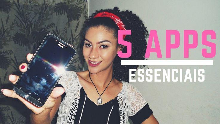 5 Aplicativos que você precisa ter no celular |  por Cíntia Karen