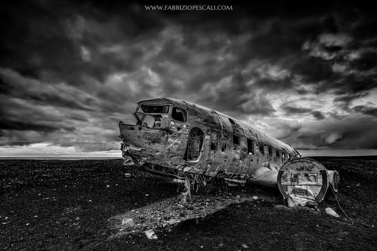 Alive - Sólheimasandur beach, Iceland, 05/06/2015