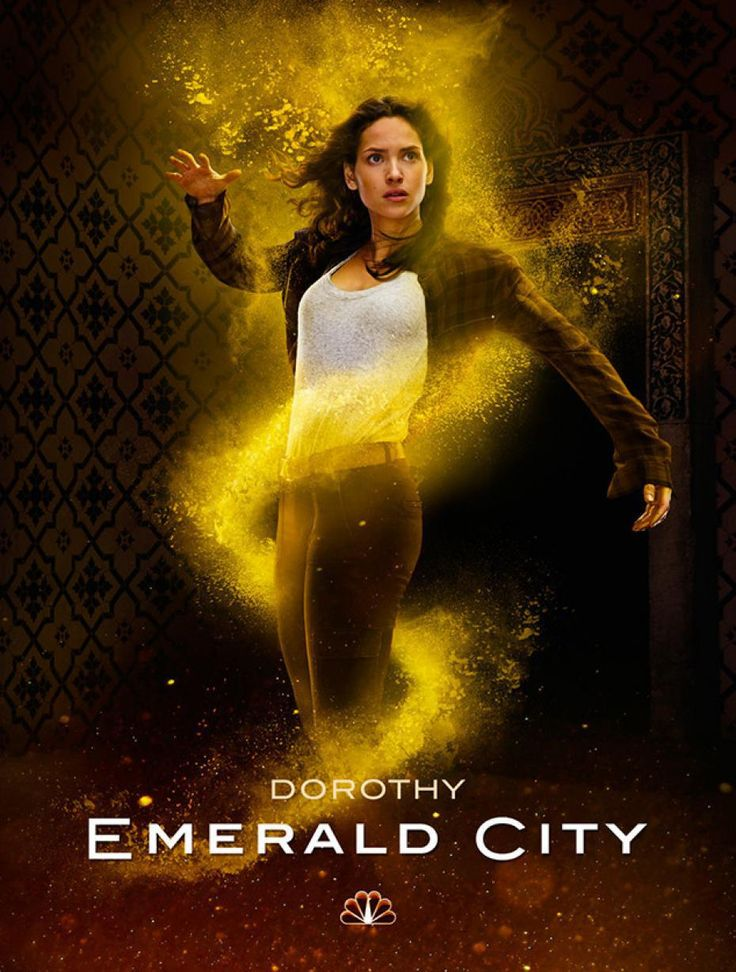 'Emerald City' Trailer & Posters: NBC Reimagines 'The Wizard of Oz'