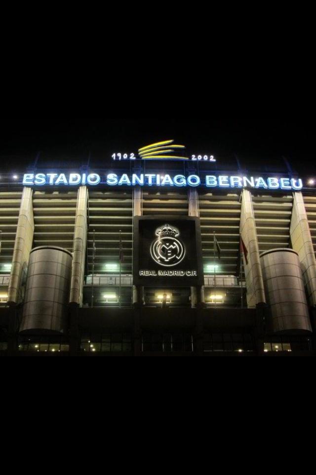 Estadio santiago bernabeu the home of real madrid cf for Estadio bernabeu puerta 0