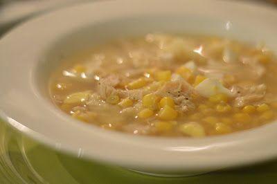 The Art of Comfort Baking: Pennsylvania Dutch Chicken Corn Soup