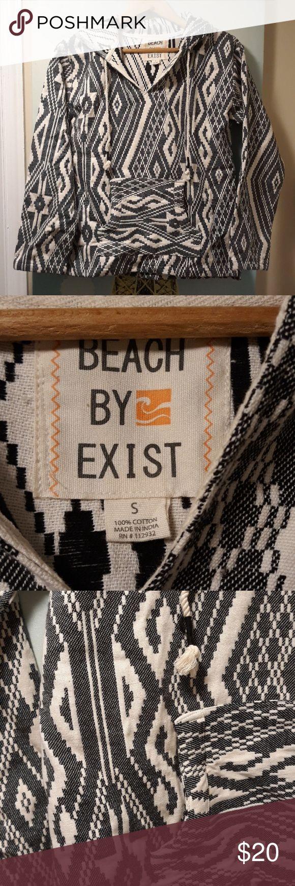 Beach By Exist Hoodie Sz S Hoodies Women Shopping Sweatshirts Hoodie