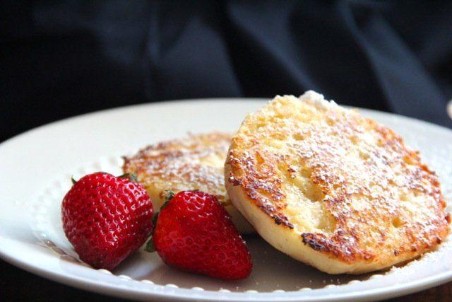 English Muffin French Toast | Recipe