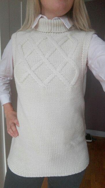 Интернет-магазин Женская водолазка толстые теплые длинные трикотажные свитера пуловеры женский жилет 2017 Новых осень-зима дамы топ женщина свитер без рукавов   Aliexpress для мобильных