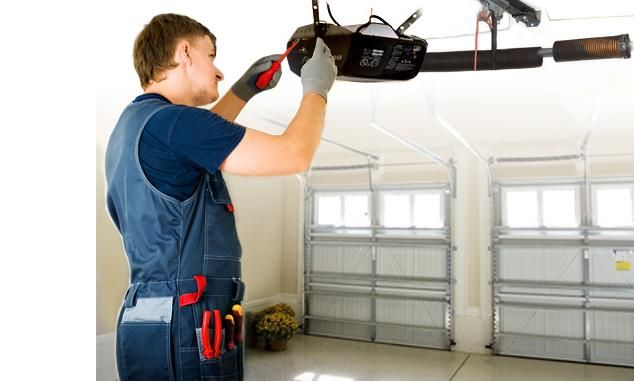 Get instant solutions with your old #garage #door by hiring an expert.