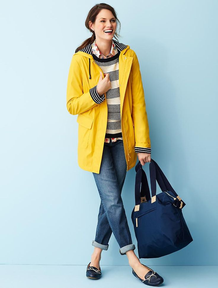45 best yellow coats images on Pinterest | Yellow raincoat, Yellow ...