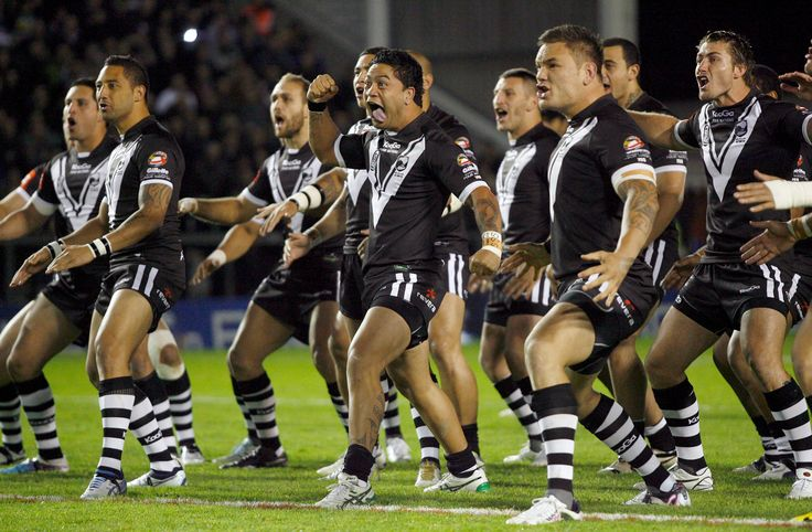 kiwi league haka - Google Search