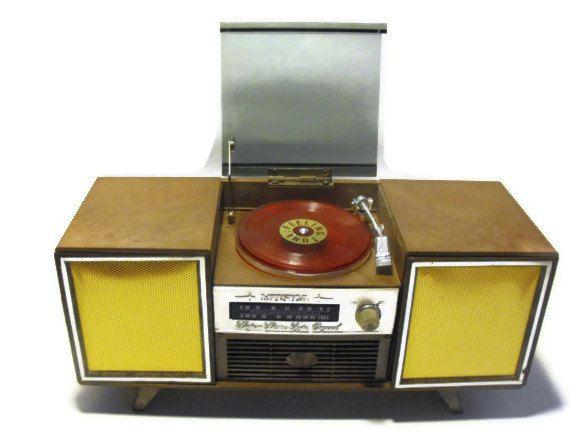 Best 25 Vintage Vinyl Record Player Ideas On Pinterest