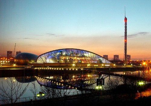 Vé máy bay đi Glasgow - China southern airlines