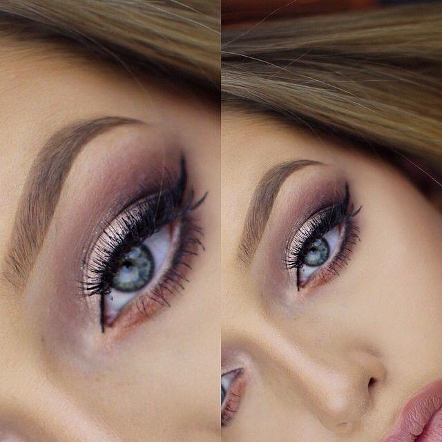 Blonde eyebrows @tianacosmetics using #Dipbrow in Taupe  #anastasiabeverlyhills #AnastasiaBrows