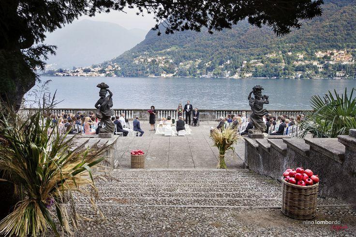 Como Lake Real Wedding • © www.ninolombardo.it •Top Photography for best Italy Wedding • Villa Pizzo Darsena for Persian and European ceremony