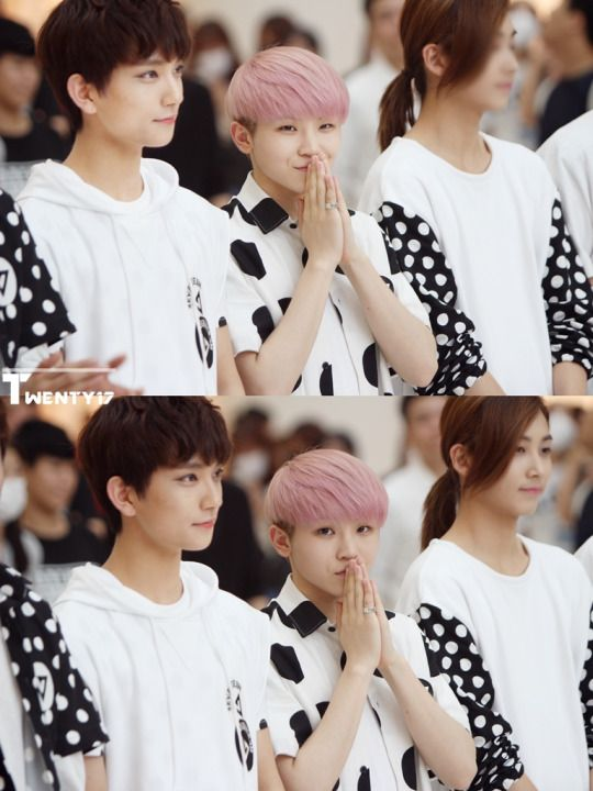 Cuties - Joshua, Woozi, Jeonghan