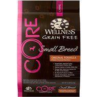 Wellness CORE Grain Free Small Breed Formula