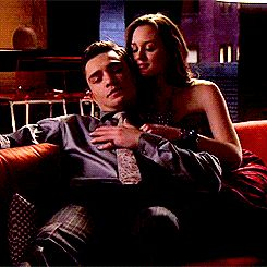 My fav couple on gossip girl they should be together