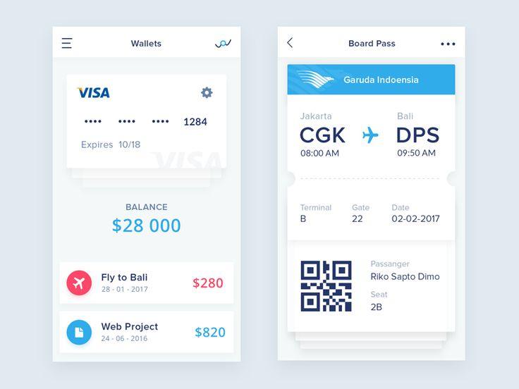 Wallets App