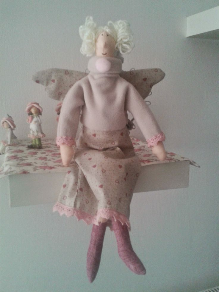 Andělka blonďatá