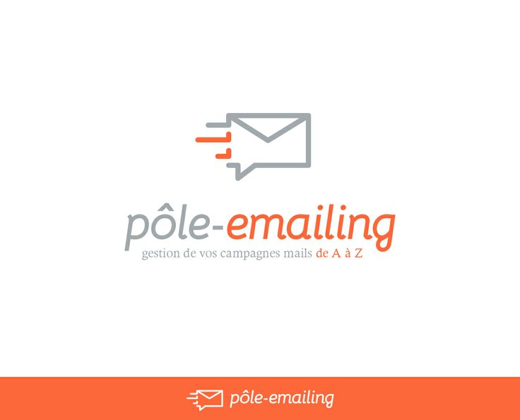 Logotype // Pôle Emailing