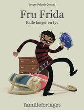 Fru Frida er læsetræning med mulighed for højtlæsning.