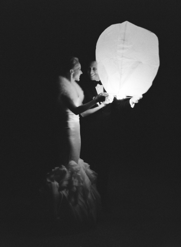 #wedding wishing lantern