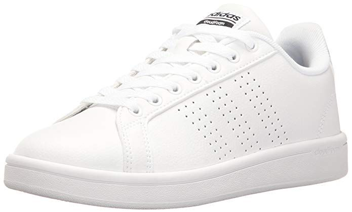 Amazon.com | adidas Women's Cf Advantage Cl Sneakers ...