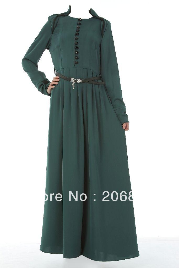 Hot sale Islamic Turkish style, women's abaya TK-222 Series(MOQ:2 Piece) ,(Abaya , Jilbab, muslim woman's cloth ,arabic cloth)(China (Mainland))