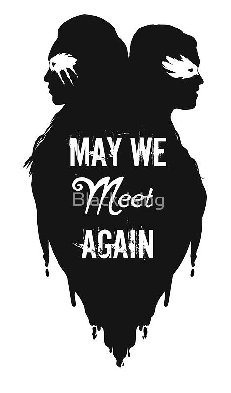 Silhouettes - May We Meet Again by Blackrising