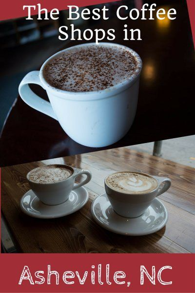 The Best Coffee Shops in Asheville, North Carolina. Delicious coffee, strong WiFi, cozy atmosphere. These are the best.