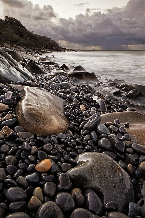 Granite Cobbles | Neil Paskin Photography