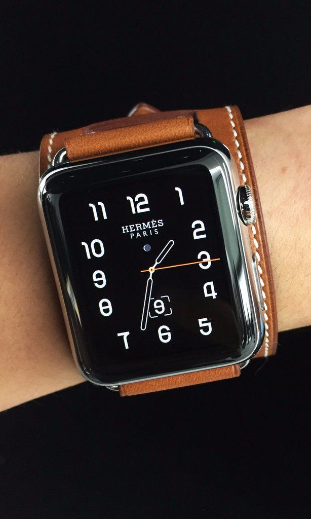 You Can Finally Buy the Hermès Apple Watch Bands — Here's How