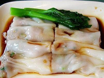 Steamed Rice Roll - yumcha